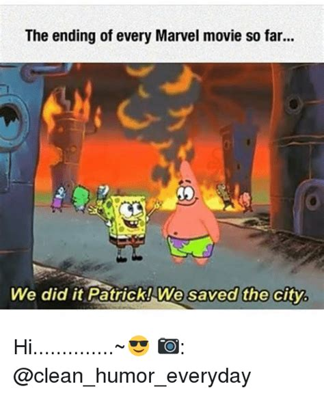 25 best memes about we did it patrick we did it patrick