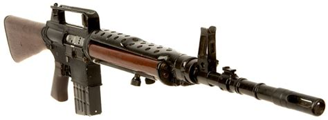 Ar 10 Wood Furniture by Deactivated Spec Armalite Ar10 Modern