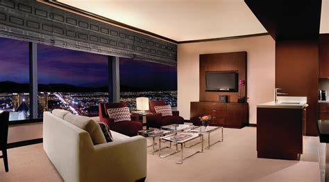 one bedroom penthouse vdara hotel spa