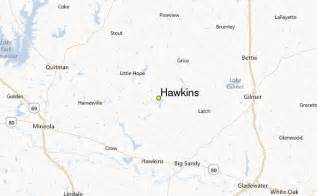 hawkins map hawkins weather station record historical weather for