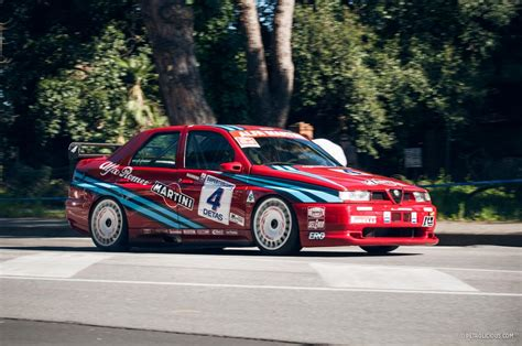 alfa romeo martini racing here s how martini racing changed racing liveries forever