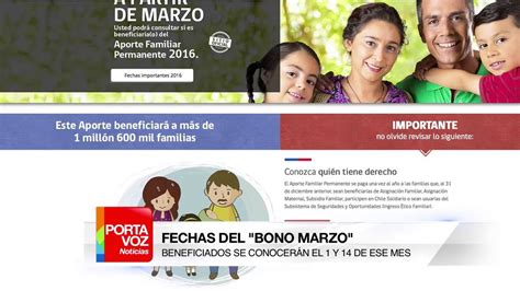 bono marzo el rancahuasocl noticias de rancagua y o fechas del quot bono marzo quot beneficiados se conocer 225 n el 1 y