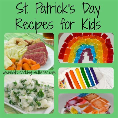 s day cooking st patricks day recipes include recipes green food