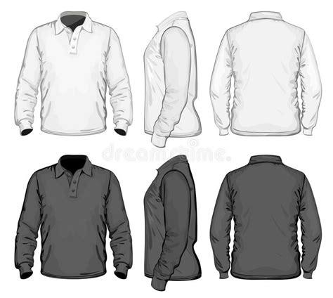 Kaos Polos Basic Pocket With Stripe Kh14 s polo shirt design template sleeve stock vector