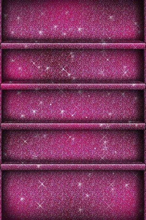 girly wallpaper shelf pink and purple glitter wallpapers wallpapersafari
