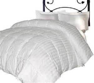 blue ridge 350tc cotton alternative king comforter