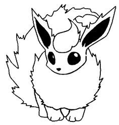 pokemon coloring pages jolteon 1000 images about pokemon coloring pages on pinterest