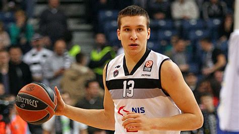 SERBIA Gets Noticed In NBA Draft 2014! | SportsBata.com Bogdan Bogdanovic