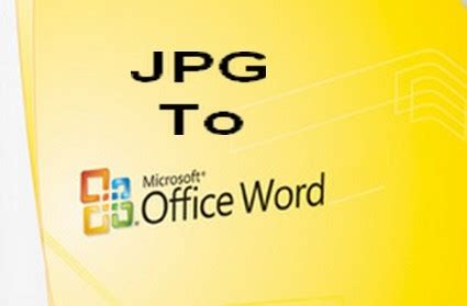 converter jpg to word how to convert jpg to word