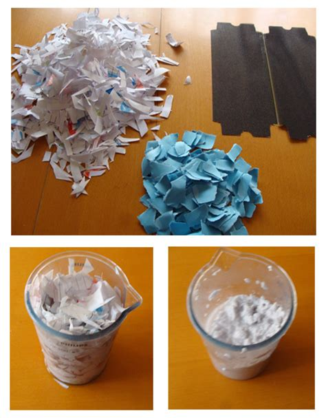 How To Make Recycled Paper At Home For - fab mums 187 how to make recycled paper cards