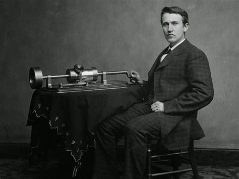 biography of thomas alva edison scientists famous scientists great scientists
