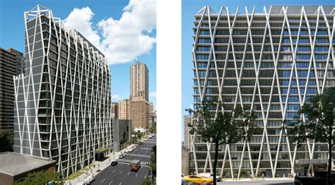Garden Apartments Amsterdam Ny 170 Amsterdam Avenue New York City By Handel Architects