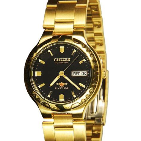 gold citizen watches pro watches