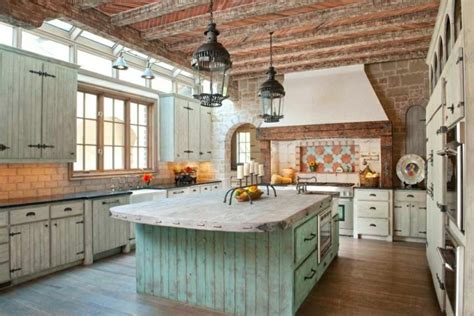 toscana home interiors 2018 la cuisine cagnarde apporte l esprit rustique 224 la maison