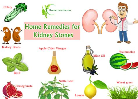 home remedies for kidney stones 5 ways to dissolve kidney