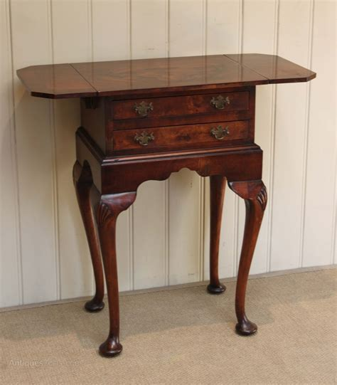 walnut drop leaf table walnut drop leaf side table antiques atlas