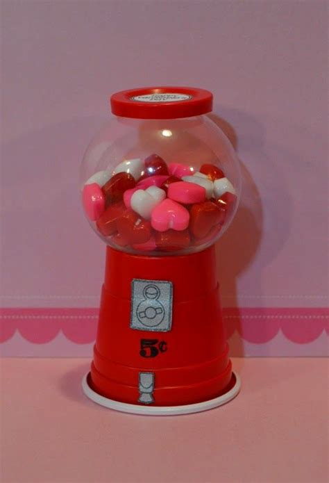 gumball machine valentines scrappin melon gumball machine things to