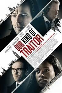 Title our kind of traitor