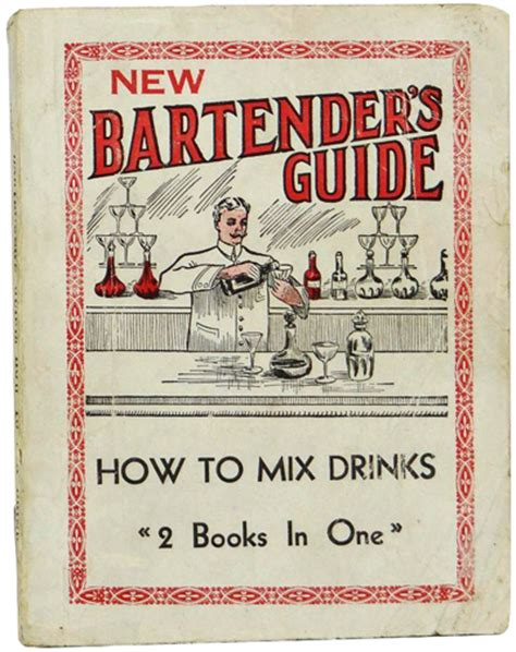new and improved bartender s manual or how to mix drinks of the present style and containing a valuable list of and hints of the author with a complete list of bar german edition books s world