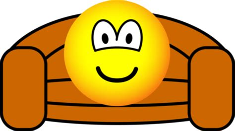 Sofa Emoticon potato emoticon emoticons emofaces
