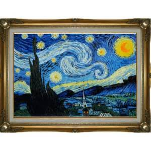Starry night original painting related keywords amp suggestions starry