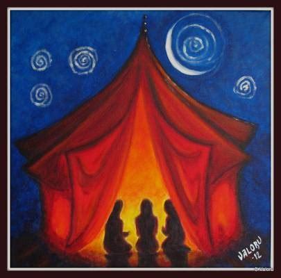 tenda rossa senza categoria asd postura e benessere