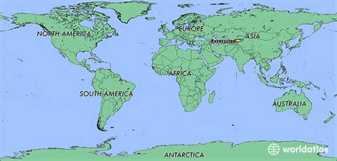 kyrgyzstan in world map where is kyrgyzstan where is kyrgyzstan located in the