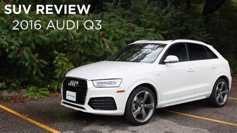 suv review  audi  drivingca youtube