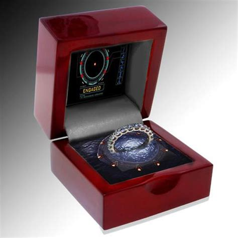 engagement ring boxes stargate engagement ring box pic global geek news