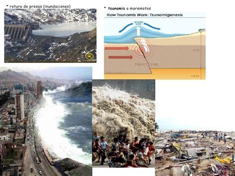 imagenes de riesgos naturales geologicos tema 3 riesgos naturales