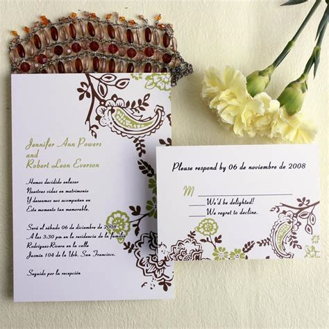 wedding invitations cards 2016 brown green invitations cards for wedding awesome designing templates beautiful layout free