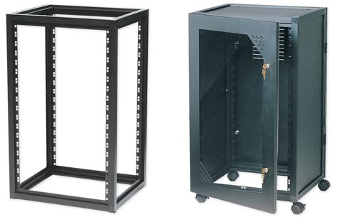 19 quot 450 600 mm open frame rack for audio and