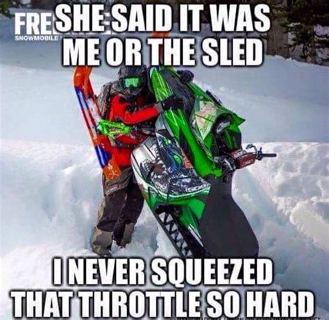 Snowmobile Memes - 847 best snowmobile stuff images on pinterest