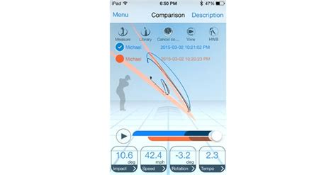golf swing analysis software reviews epson m tracer golf swing analyzer review golf assessor