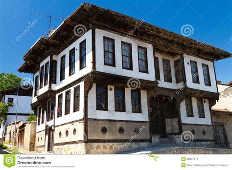ottomane landhaus traditional ottoman house stock photo image of window