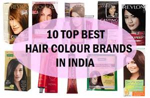 top hair color brands best 10 hair color brands in india