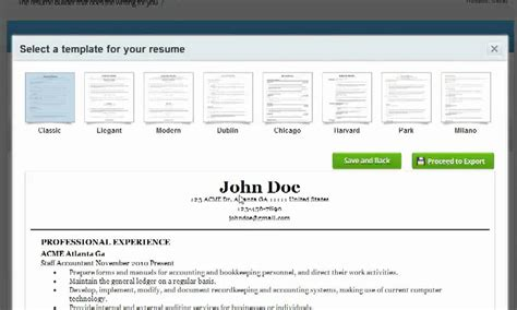 Is Resume Builder Legit Resume Companion Is It The Best Resume Builder