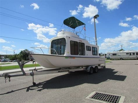 boat house usa adventure craft ac2800 house boat boat for sale from usa