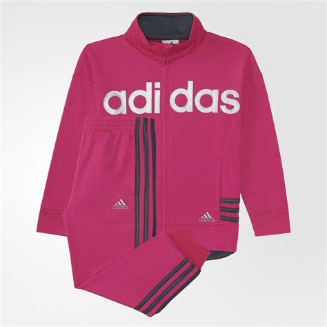 Adidas Jaket Set adidas tricot jacket jogger set multicolor adidas us