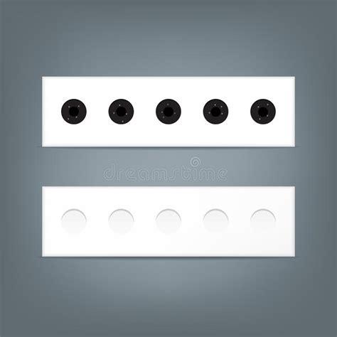 printable biathlon targets vector biathlon targets stock vector image of element