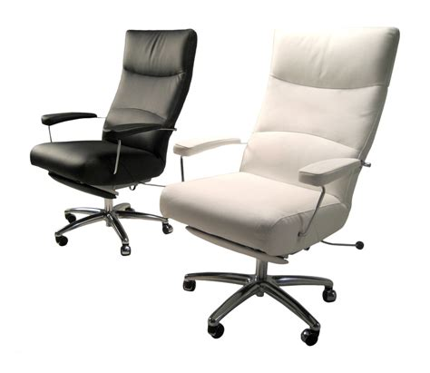 Josh Reclining Desk Chair Contemporary Home Office Chairs Reclining Office Desk Chair