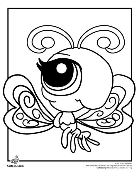 my littlest pet shop coloring pages az coloring pages