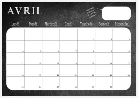 Calendrier Avril 2016 à Imprimer Gratuit Calendriers Mensuels Avril 2016 Gratuit 224 Imprimer