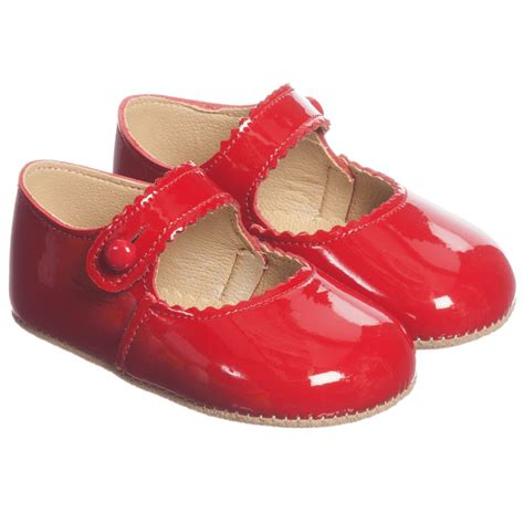 pre walker shoes early days patent leather pre walker