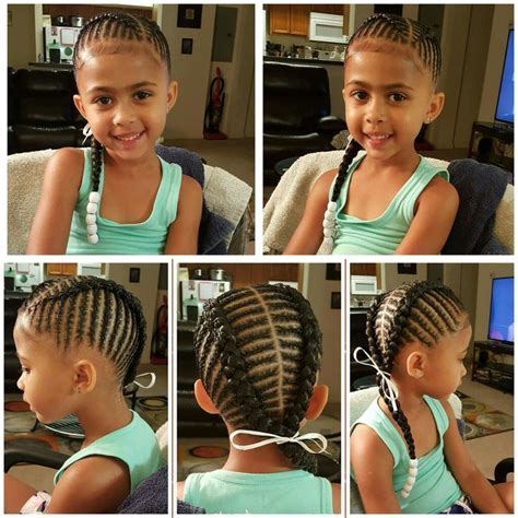 Kid Braided Hairstyles by Best 25 Kid Braids Ideas On Braided