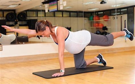 safe abdominal exercises  pregnancy