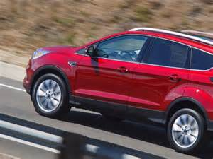 Ford Compact Suv 12 Recommended Small Suvs With Awd Ny Daily News