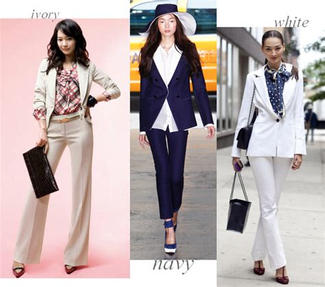 styles for working suits women s suit styling tips spring summer work wardrobe