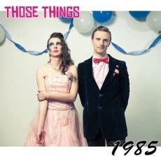 Sudden Records Sudden Records Those Things 1985