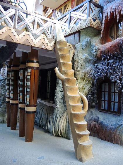 diy creative interior tree trunk staircase designs dwell  decor
